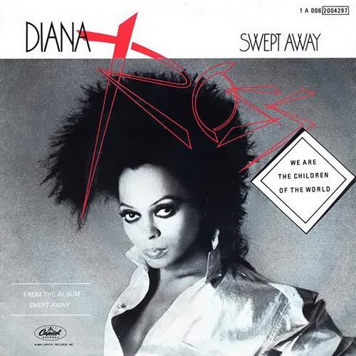 Diana-Ross - Swept-Away