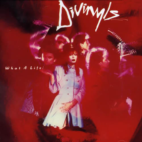 Divinyls ‎– What A Life!