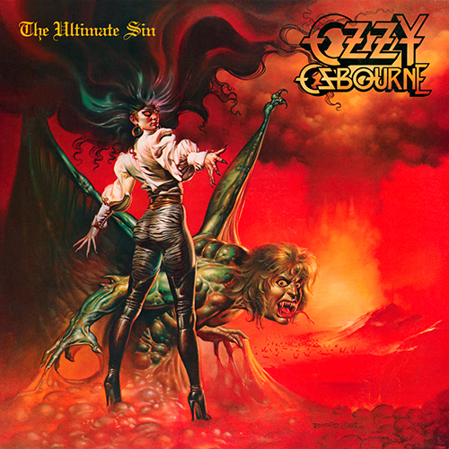 The Ultimate-Sin Ozzy Osbourne