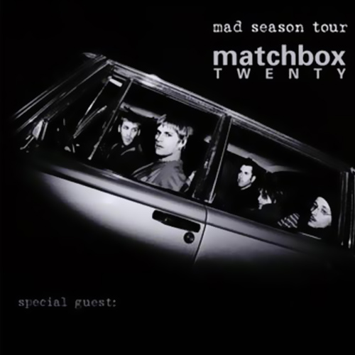 MATCHBOX TWENTY – PRINT ADS