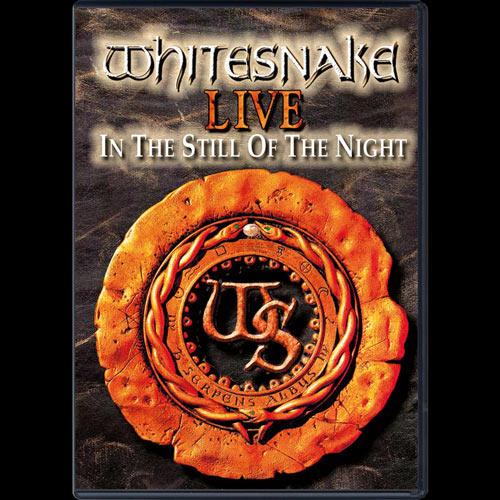 Whitesnake - Live In The Still of The Night DVD